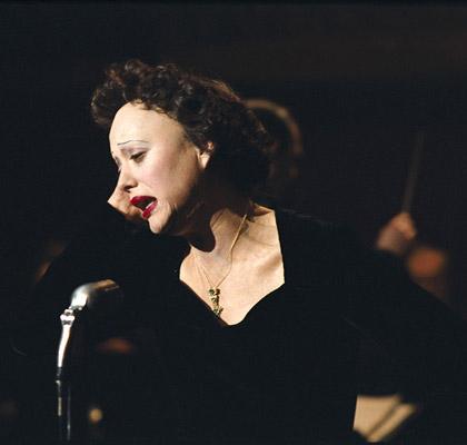Marion Cotillard interprète Edith Piaf